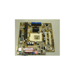 Asus TUSC Socket 370 flex ATX motherboard with 2 PCI and 1 AMR slot. SiS630ET 3C $180.60