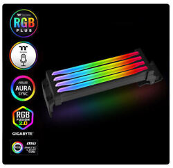 Thermaltake CL O020 PL00SW A Pacific R1 Plus DDR4 Memory Lighting Kit $69.99