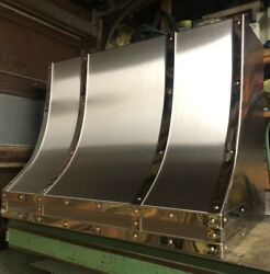 Stainless Steel Range Hood Motor Incl. Custom Sizes Available - Model #316
