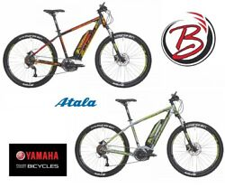 BICYCLE AND BIKE ELECTRIC ATALA YOUTH LITE YAMAHA E-HARDTAIL FRONT