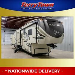 New 2018 Jayco North Point 379DBFS Bunk House 5th Wheel RV