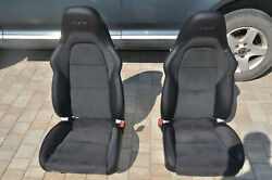 GENUINE _ PORSCHE CARRERA 991 GTS  _________  LEATHER ALCANTARA SEATS GT3RS GT3
