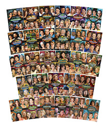 Survivor: The Complete Series Collection - Seasons 1-29 (DVD 156-Disc Set) New
