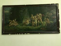 Very Antique Oil Painting More Than 100 Year