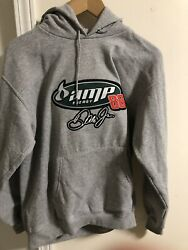 Amp Energy Dale Earnhardt Jr 88 NASCAR Mens Hoodie Sweater Sz M