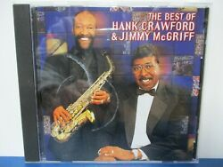 Hank Crawford & Jimmy McGriff - Best Of - CD - MINT condition - E19-418