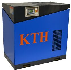 KTH 20HP  Belt Drive Screw Air Compressor 71 CFM  208 volts (New) $6,600.00