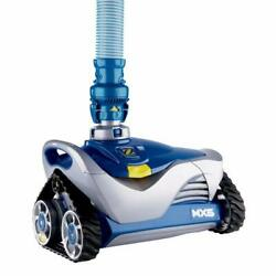 Robotic Automatic Suction In-Ground Vacuum Robot Swimming Pool Cleaner W Hoses $389.99