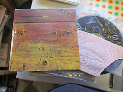 ALICE COOPER School's Out lp wPINK Panties rare NO TITLES AT BACK '72 bs2623!!