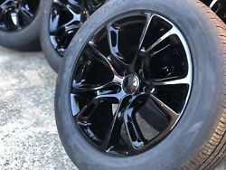 4x Genuine Jeep Grand Cherokee SRT SPIDER MONKEY 20