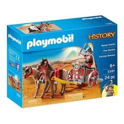 Playmobil History Roman Chariot Building Set 5391 NEW IN STOCK