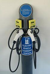 electric vehicle chargers service equipment