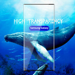For Samsung Galaxy Note 10S10 PlusS10 Tempered Glass Screen Protector 9H Cover