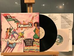 FUNKADELIC ONE NATION UNDER A GROOVE WARNER BROS BSK3209 USA 1978 NMVG+