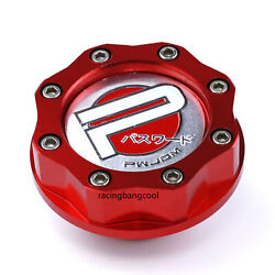 Red Oil FILL Cap Valve Cover Fit For Honda Acura Si With Password JDM Logo $15.99