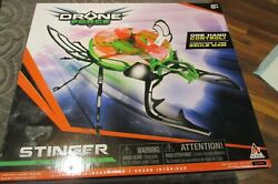 NIB Drone Force Stinger 2 Channel Indoor Drone Helicopter Toy $12.99