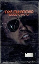 Idris Muhammad - Boogie to the Top - Sealed Kudu Cassette Tape