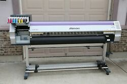 MIMAKI JV33-160 solvent printer NEW HEAD ! mutoh roland graphtec summa plotter  $5,500.00