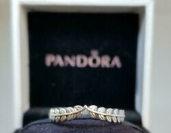Pandora LIVELY WISH Ring #197681 New Sizes  56 789  pouch or a Box