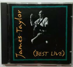 Best Live by James Taylor CD (1994) SonyColumbia)