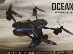 Protocol RC Quadcopter Drone Air Oceana Amphibious Fly Boat Drive New $321 $109.99