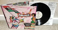 Funkadelic - One Nation Under A Groove Vinyl LP - US Warner BSK 3209