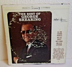 The Best Of George Shearing 1964 Capitol Records ST-2104