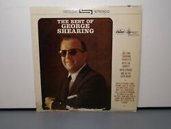 GEORGE SHEARING THE BEST OF (VG+) ST-2104 LP VINYL RECORD