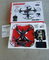 HAKTOYS HAK908F DRONE VIDEO TRANSMISSION 2.4GHZ WI FI FPV quadcopter CONTROLLER $100.00