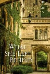 What She Left Behind by Wiseman Ellen Marie