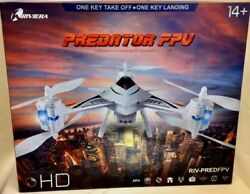 NEW Riviera RC Predator FPV Drone RIV PREDFPV 2.4Ghz Wireless Transmitter $80.00