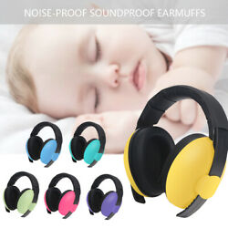 Ear Defenders Kids Boys Girls Noise Cancelling Baby Headset Headphone