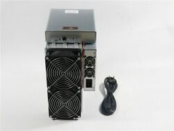 Used AntMiner S11 19T BTC Miner Bitcoin Mining Machine With Power Supply
