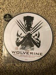 Marvel The Wolverine Original Motion Picture Soundtrack Vinyl 12 Record JC