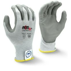 RADIANS RWGD101 AXIS D2 CUT PROTECTION LEVEL A3 GLOVE w/ DYNEEMA TECHNOLOGY 12PK $78.08