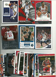 Jimmy Butler 25 Card Lot All Different Minnesota Chicago Artists Proof Rookie