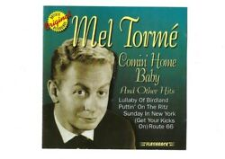 Comin' Home Baby By Mel Torme CD