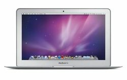 Apple MacBook Air MC505LLA 1.4 GHz 2GB RAM 64GB Dual-Core SSD 11.6