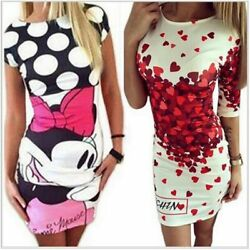 2019 New sexy dresses and distinctive several sizes and shapes & Nice  Cartoon