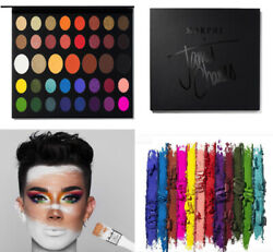Paleta de Sombra Original 39 Colores Mate Metálico y Brillante De James Charles