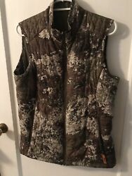 SHE Outdoor Insulator Puffy Vest For Ladies Size M