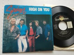 SURVIVOR - High on You  Everlasting 1984 AOR CLASSIC ROCK 7
