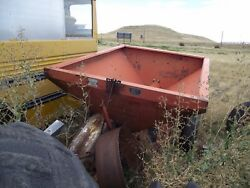 fertilizer spreader $1050.00