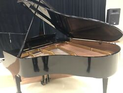 Weber Baby Grand Piano By Young Chang -With Moving Help- WG-60 High Gloss Black