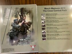 ASL Scenario Pack from Kansas City ASL Club: Close Combat