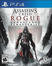 Assassin's Creed Rogue Remastered PS4 (Sony PlayStation 4 2014) Brand New