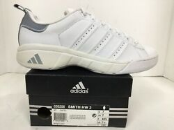Adidas Smith HW 2 Mens sneaker Style# 020256 Size 7.5 white quot;vintagequot; $90.00