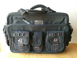 "Oakley Tactical Field Gear SI Standard Issue Laptop Bag 20 S1242 Camo 16"" Brief $120.00"