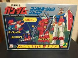 Rare Clover Gundam combination Jr search soft vinyl alloy