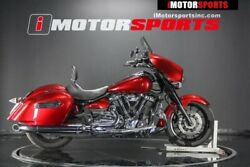 2014 Yamaha Stratoliner Deluxe -- 2014 Yamaha Stratoliner Deluxe RED with 22768 Miles available now!